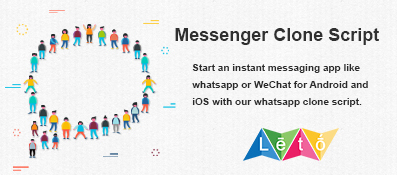 Messenger like Whatsup, WeChat, Skype, IMO Clone Apps Development Company in chennai india